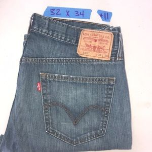 Levi's 559™ Relaxed Straight Men's Jeans (#11)